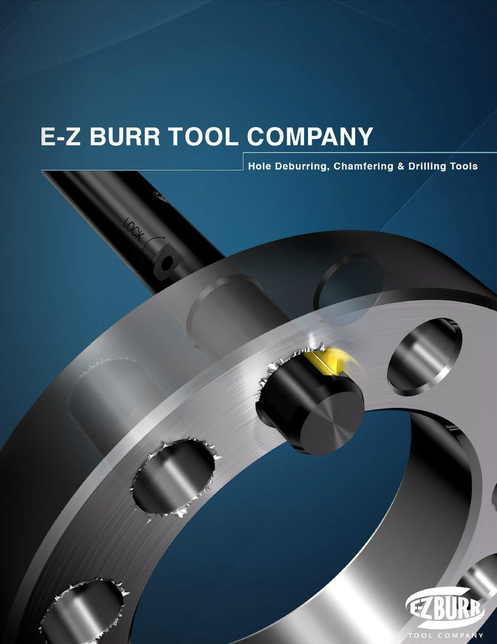 E-Z Burr Tool Co. Catalog