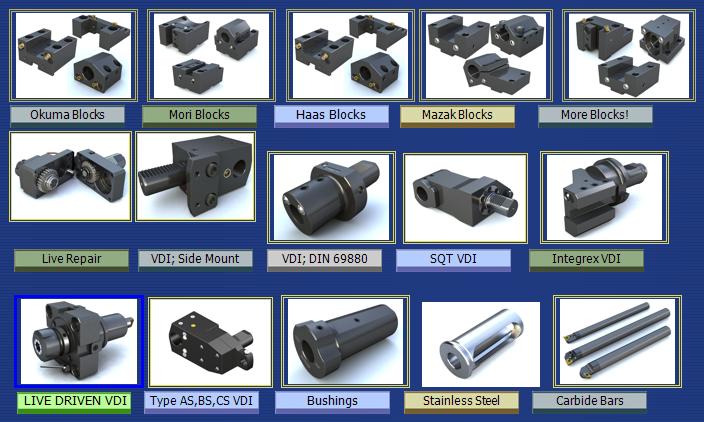 Global CNC Catalog