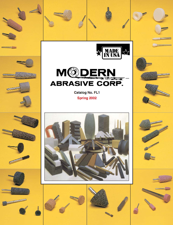 Modern Abrasives Catalog