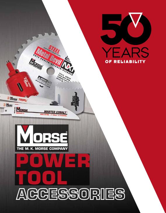 The MK Morse Company Catalog