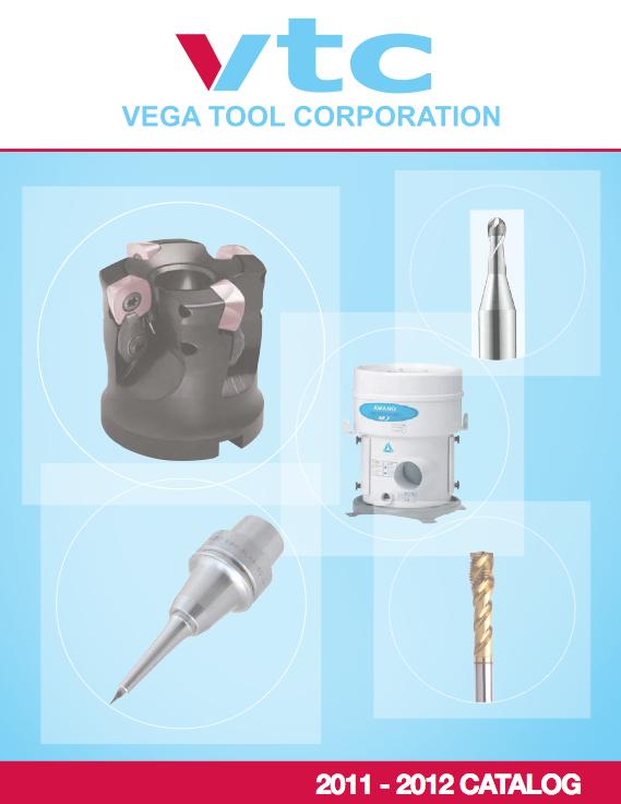 Vega Tool Corp. Catalog