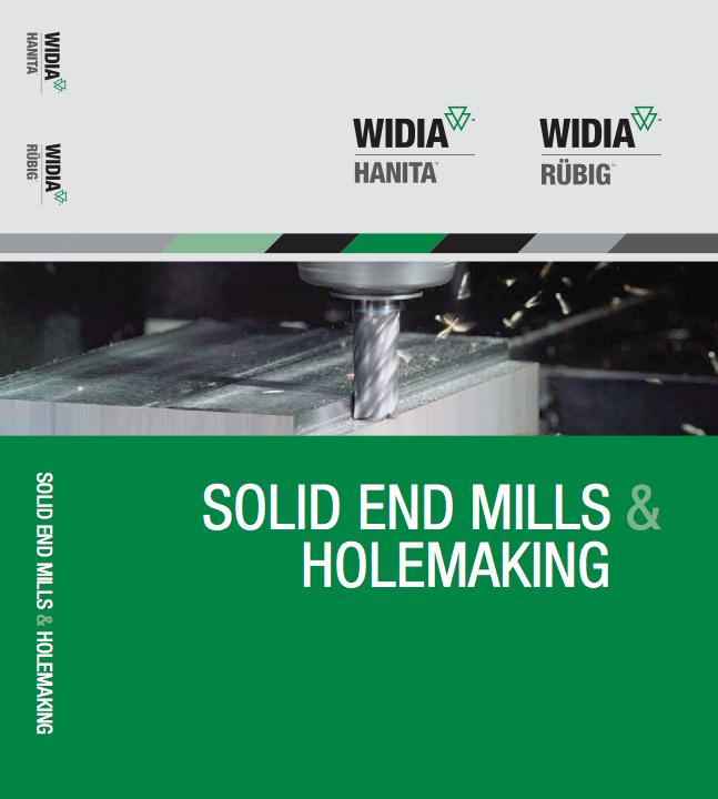 Widia Catalog