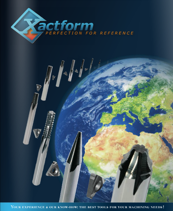 Xactform Catalog