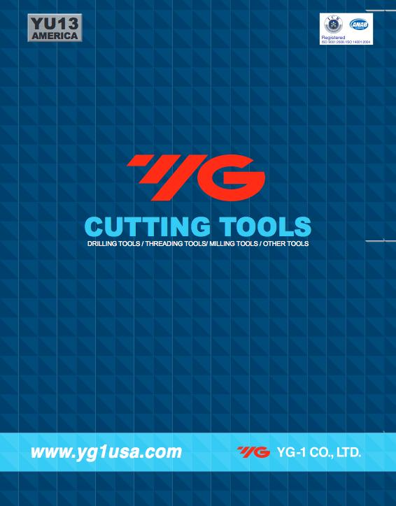 YG1 CO., LTD. Catalog