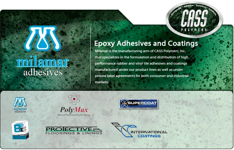 Cass Polymers Catalog